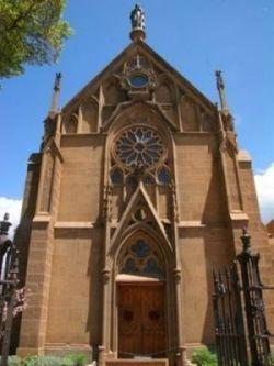 Iglesia de Loreto Santa fe